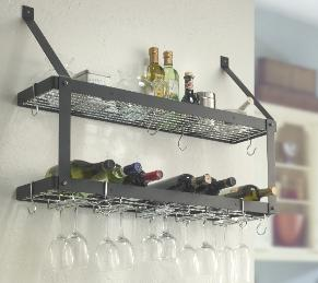 Rogar Wine Glass Rack
