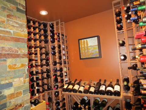 Wine Racks from Rosehill