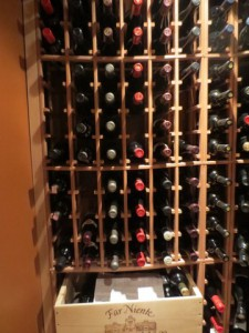 Wine Racks from Rosehill for your wine cellar.