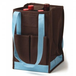 Earth & Sky Wine Tote