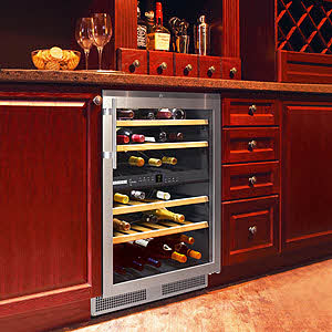 Wine Cabinets from Rosehill