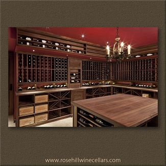 Wine cellars from Rosehill Wine Cellars