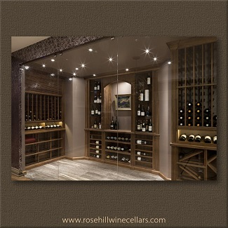 What Is The Best Lighting For Wine Cellars Rosehill
