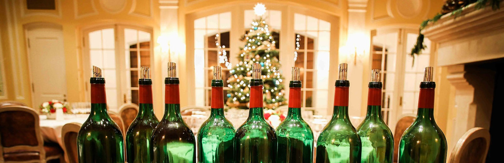 New Year's Eve: A Great Reason to have a Wine Cellar