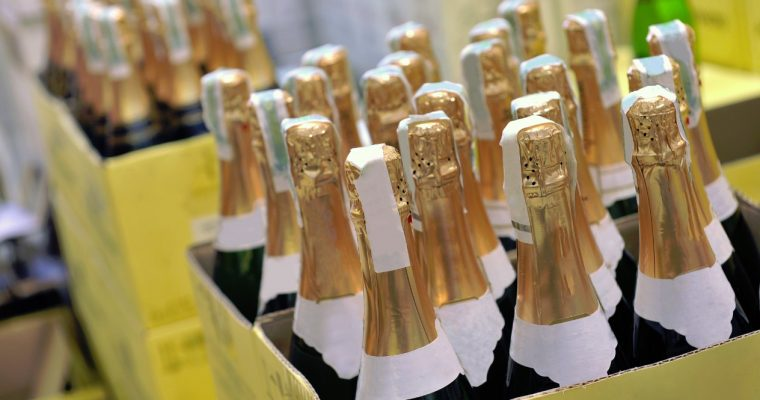 Champagne Storage Tips