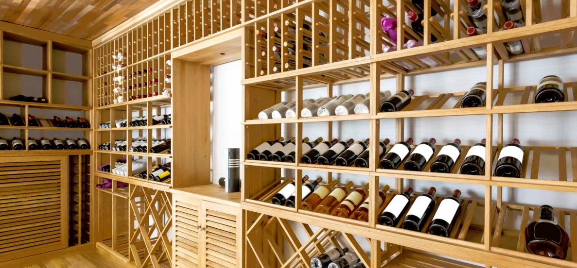 Make Life Easier with a Custom Wine Cellar