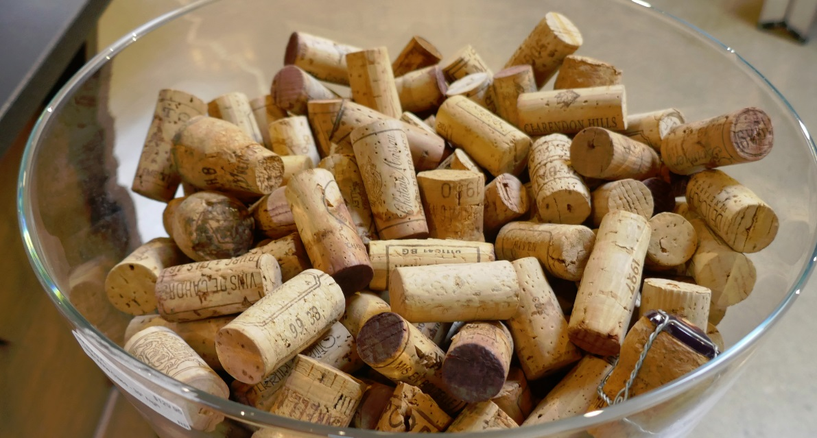 The Wine Storage-Cork Connection