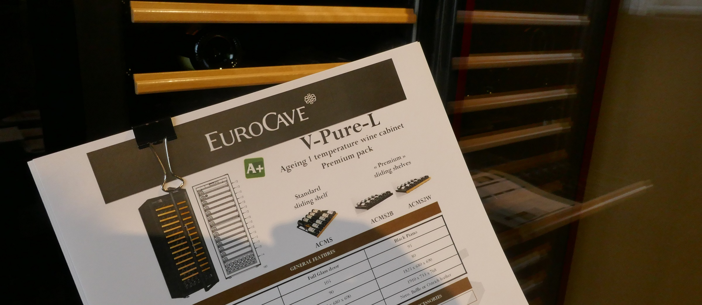 Eliminate Vibrations with EuroCave