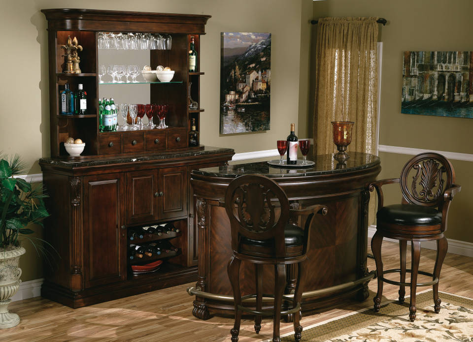 Furnishing Your Wine Room, Wine Bar or Tasting Room