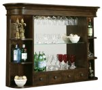 Niagara Hutch for Back Wine Console