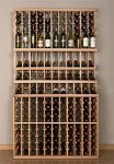 Retail 1 Wood Wine Rack