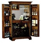 Barossa Valley Hide A Bar Wine Cabinet