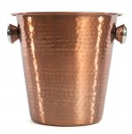 Copper Plated Champagne Bucket