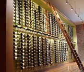 (38) Metal Wine Racking - Retail Wine Store - Just Grapes