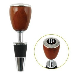 Gear Shift Wine Stopper