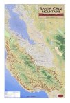 Santa Cruz Mountains Wine Map