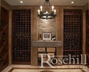 CUSTOM WINE CELLAR GALLERY