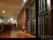 (27) Metal Wine Racking - Retail Location - Just Grapes