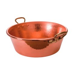 Copper Deep Pan