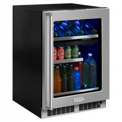 "Professional 24"" Beverage Centre – Dual Zone"