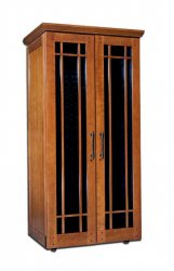 Le Cache - 2400 Mission Series Wine Cabinet