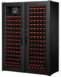 Sovereign Double Deep - WineKoolR Wine Cabinet - VK500