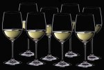 Chardonnay Set of 8 Glasses