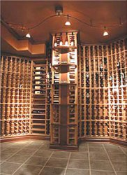 Wine Cellar Construction Services