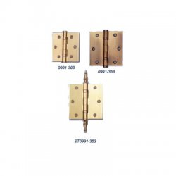 Model: Solid Brass Hinges with Ball Bearings