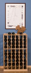 Individual Half Height Wine Rack
