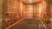 (51) Modular Racking Kits - Looks like custom wine cellar
