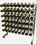 Wine Presentation Racks