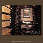 (6) Rosehill-SN-02 - Contemporary Wine Cellar