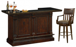 Harbor Springs Bar Cabinet