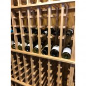 (1) Premier Cru Line of Wine Racks - Beech