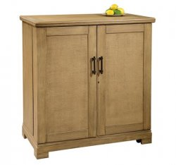 Walker Bay Wine Bar Cabinet