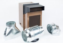 WhisperKOOL SC Large Ducting Kit