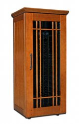 Le Cache - 1400 Mission Series Wine Cabinet