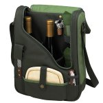 ECO Double Wine & Cheese Carrier