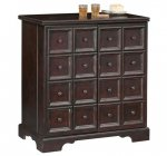 Brunello Wine Bar Cabinet