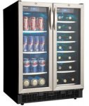 Danby French Door Wine Beverage Center