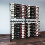 7 Foot High - Island Wine Rack