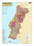 Portugal Wine Map