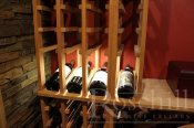 (53) Premier Cru Wine Rack - Angle Display