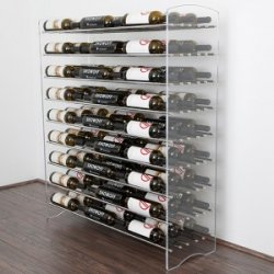 Evolution Series Wine Racks 4-foot Base