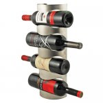 Vector Hanging Wine Bottle Rack