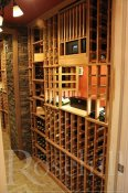(47) Customized Premier Cru Wine Racks