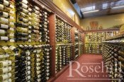 (26) Commercial Metal Wine Racking - Apple Valley