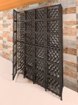 Tall Four Wide Wine Locker