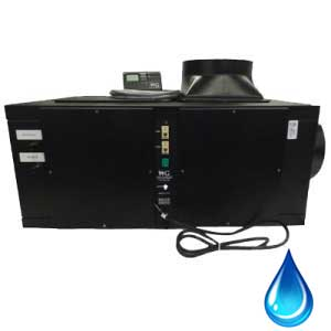 D200WC Wine Guardian 2 Ton Water Cooled - Click Image to Close